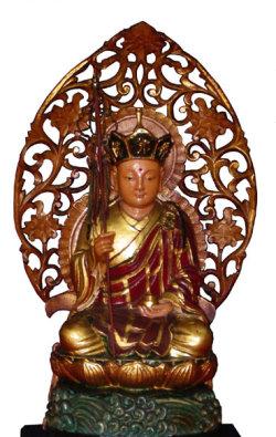 地藏菩薩的誓願力